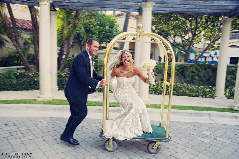 Delray Beach Wedding Picture
