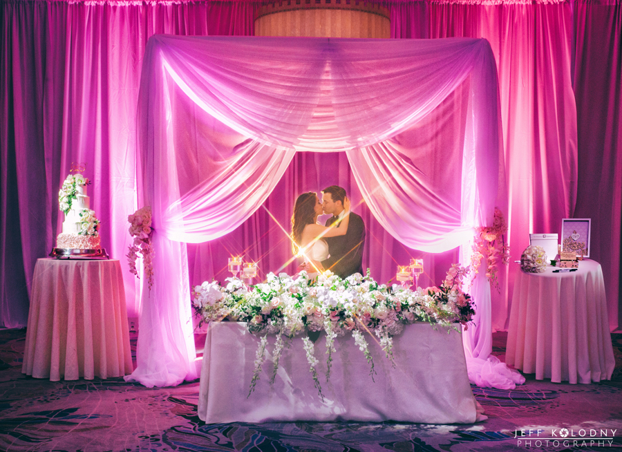 Wedding Photography at the Polo Club of Boca Raton in South Florida