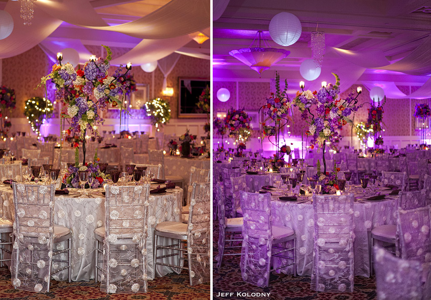 Wedding Photo taken at Woodfield Country Club in Boca Raton Florida.