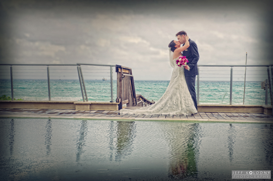 If you would like to get married with an ocean view then the Harbor Beach Marriott is a great wedding venue to consider.