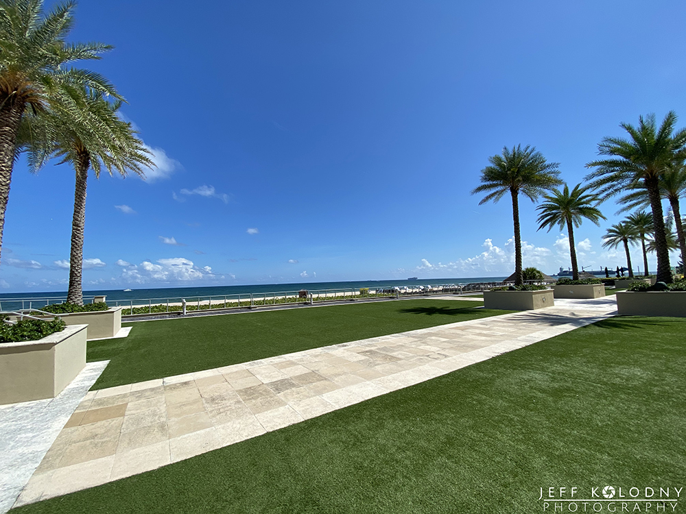 Ocean Terrace at the Harbor Beach Marriott