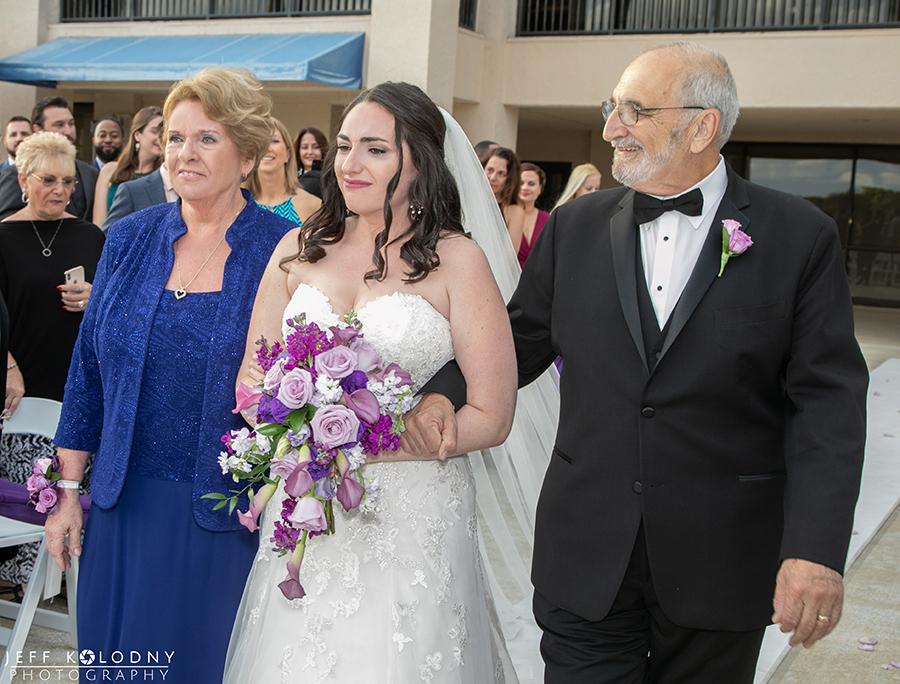 Wedding Ceremony Time!