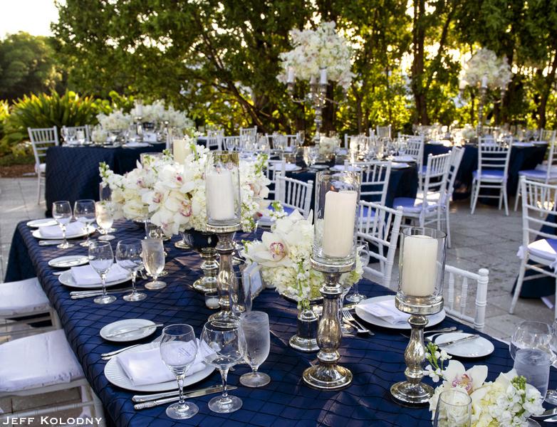 Ocean Reef Club wedding decor.
