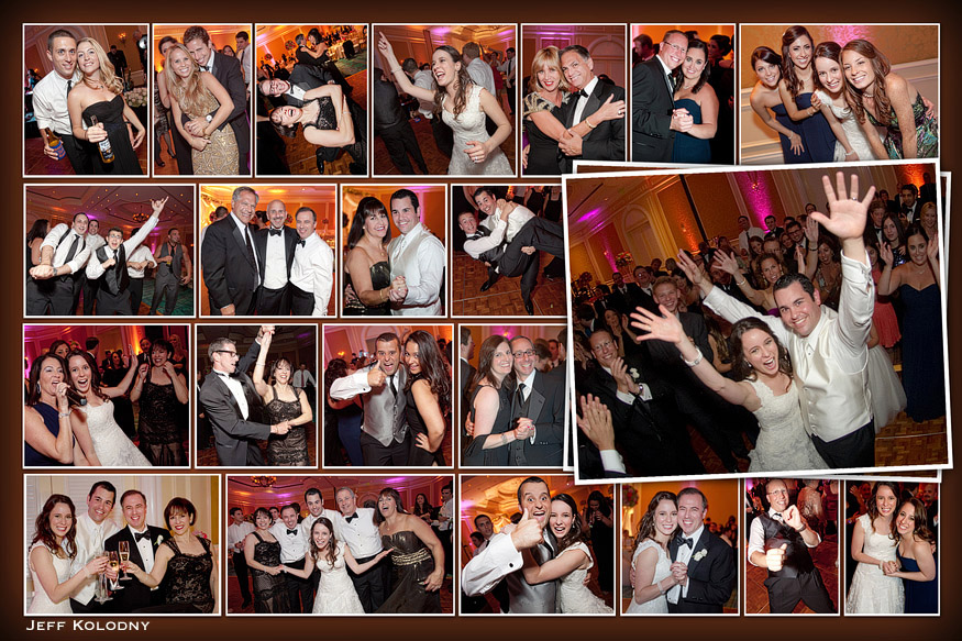 Wedding Reception pictures taken at The Ritz-Carlton, Coconut Grove.
