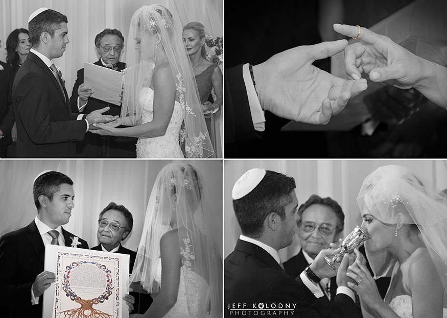 Working as a Fort Lauderdale wedding photographer it's incredibly important for me to capture everything that happens during to ceremony.