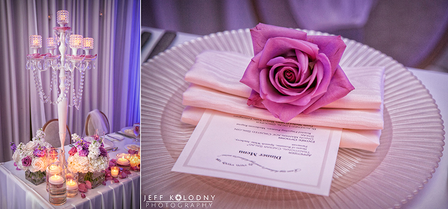 This Ritz-Carlton wedding had so many beautiful details. I just love it when I get to photograph a Broward County wedding with so many details.