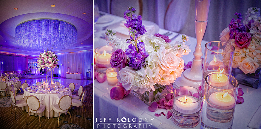One of the joys of being a Fort Lauderdale wedding photographer is getting to shoot such beautiful and colorful flowers.