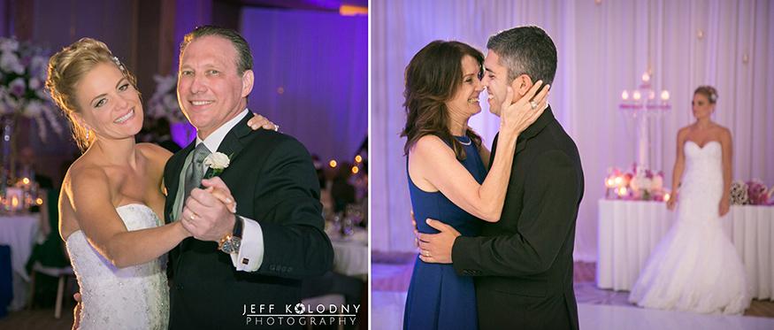First dance photo taken at the Ritz Carlton Fort Lauderdale.