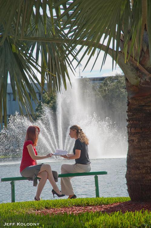 Boca Raton Corporate Photo taken for Everglades University