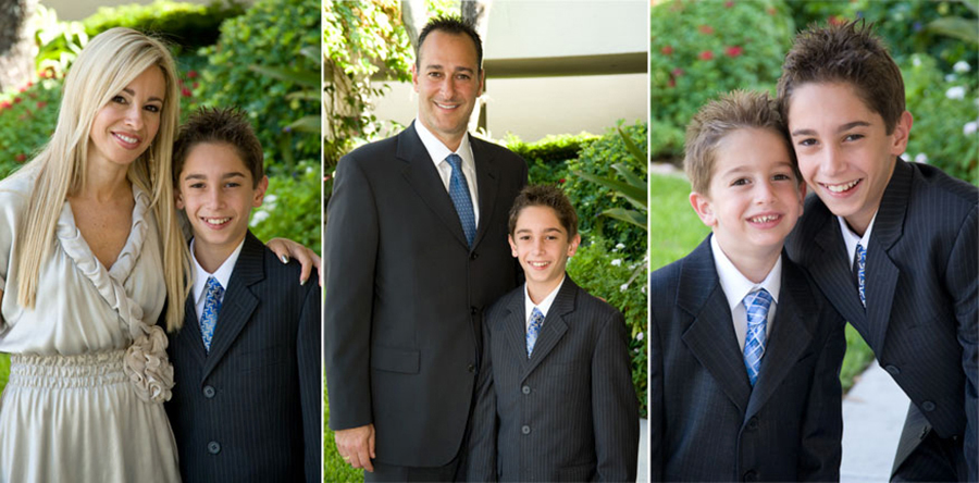 South Florida Bar Mitzvah Portraits.