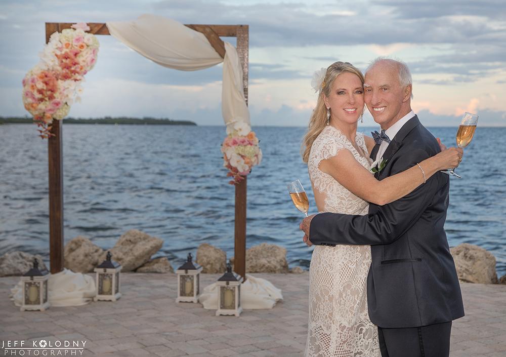 Ocean Reef Club renewal of vows.