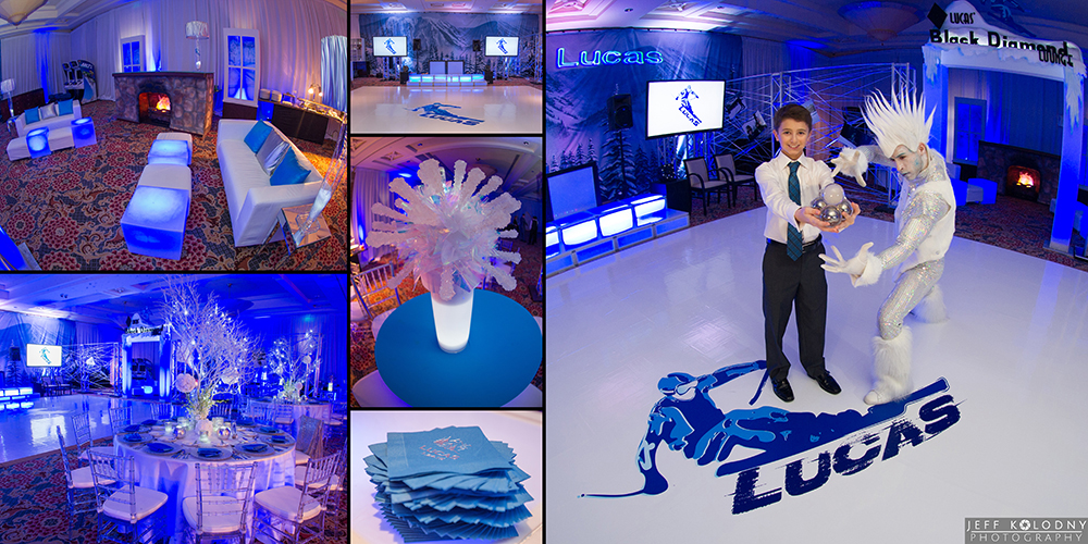 Boca Raton Bar Mitzvah decor ideas
