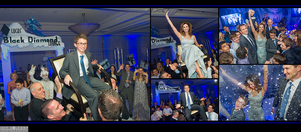 Boca Raton Bar Mitzvah party pictures.