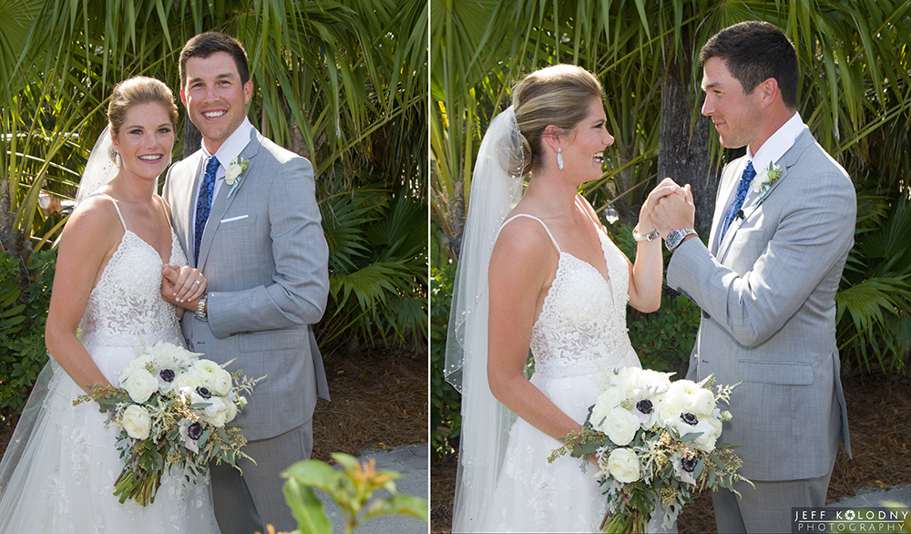 Ocean Reef Club Wedding Pictures.
