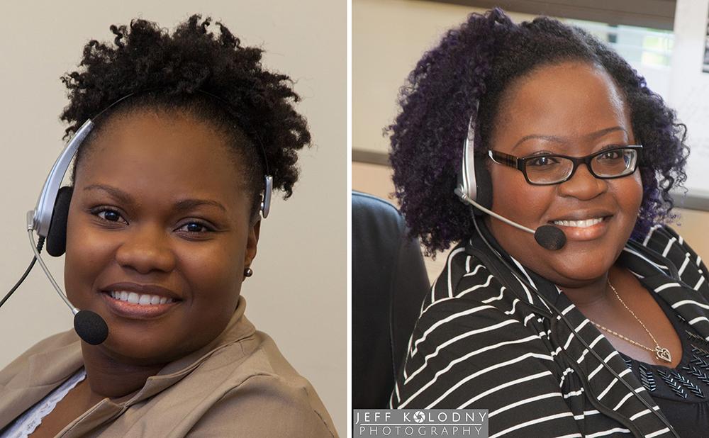 Headshot for a call center employee in Boynton Beach, Florida